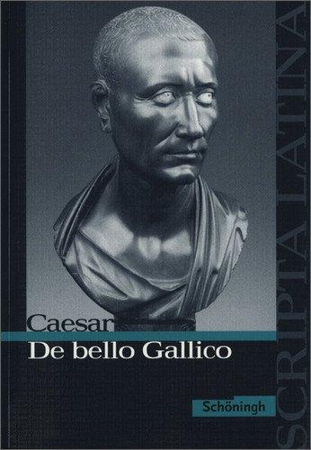Buchseite und Rezensionen zu 'Scripta Latina: Caesar: De bello Gallico: Textausgabe' von Theodor van Vugt