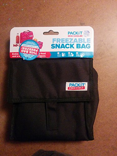 Packit Lunch Bag - Black - 1
