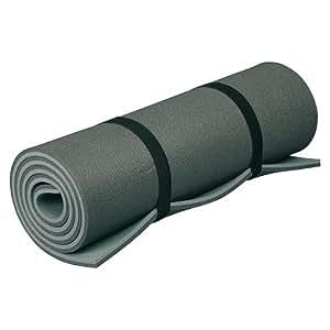 high colorado 1 double tapis de sol isolant noir argent. Black Bedroom Furniture Sets. Home Design Ideas