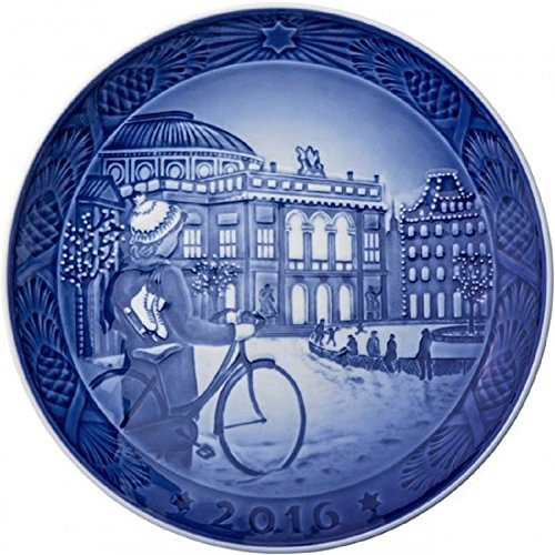 Royal Copenhagen Piatto Natale 2016