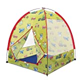 "ewonderworld Clearance Sale: ""Learn My Transportation"" Play Ball Tent House w/ Carry Tote at Sears.com"