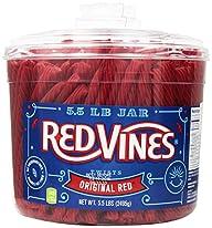 Red Vines- Original Red Twists, 5.5lb…