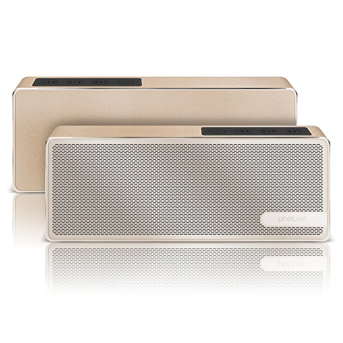 Ion Bluetooth Speaker Aluminum