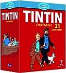 Tintin : l'int�grale de l'animation -...