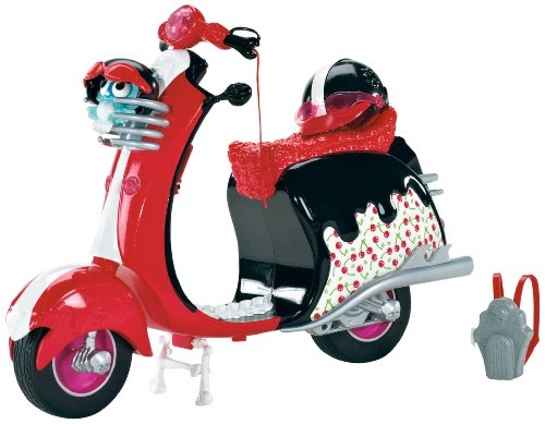monster high x	scooters of ghoulia