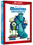 Monsters University (3D) (2 Blu-Ray+B...