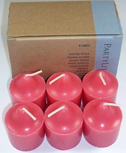 """PartyLite diffuseur bougies """"fraisier»"""