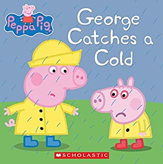 Book Cover: George Catches a Cold