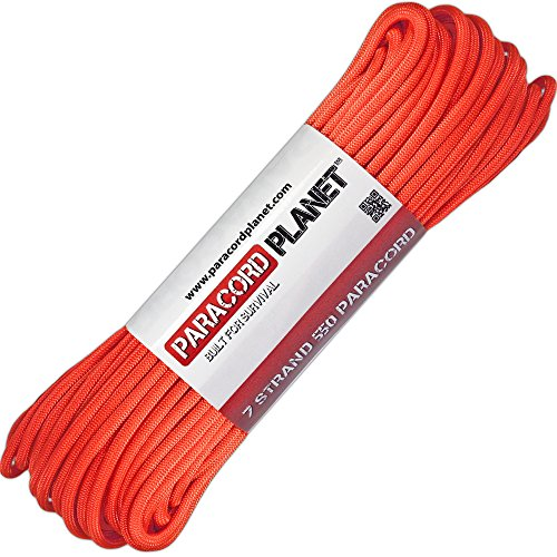paracord-planet-mil-spec-commercial-grade-550lb-type-iii-nylon-paracord-100-feet-orange