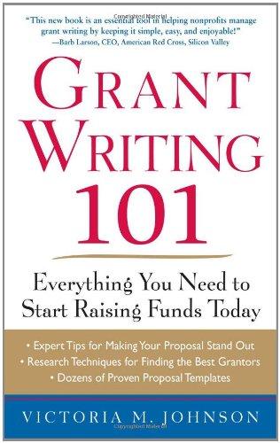 Grant Writing 101: Everything You Need to Start Raising