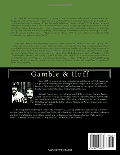 Journey - Gamble Huff Formations Story