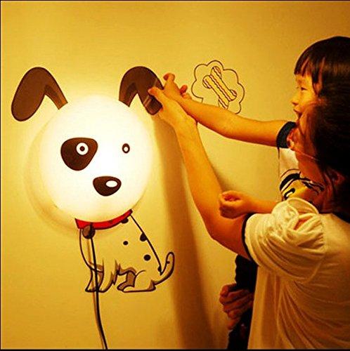 LOVEBABY Pink Pig DIY Home Room Decor Wallpaper Wall Sticker Night Light Lamp