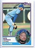Bob Horner - 1983 Topps #50 - 来日外国人(ヤクルト) ボブ・ホーナー