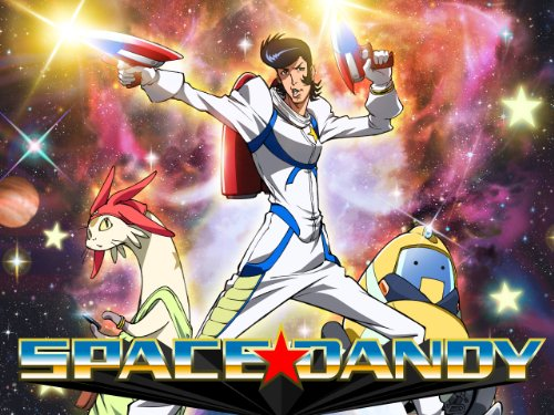 Space Dandy (Original Japanese Version)