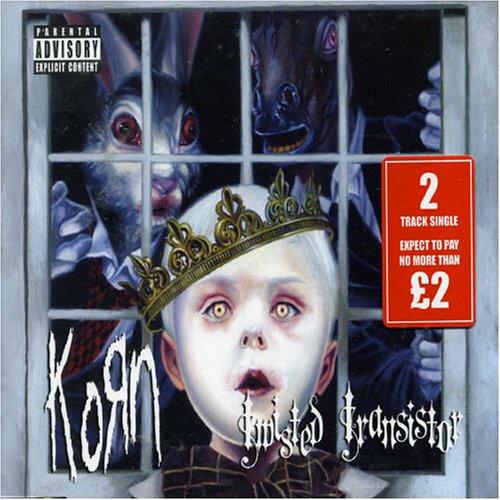 Korn - Twisted Transistor (Single) [Uk, 0946 3 47458 2 6] - Zortam Music