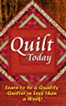 Master Quilter: Important Tips To Be...
