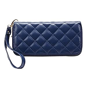 Fashion Story Big Capacity Wallet Purse Card Holder Mobile Phone Bag Long Handbag by Fashion Story