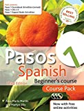 Pasos 1 Spanish Beginner's Course 3rd Edition: Course Pack (Pasos a First Course Spanish)