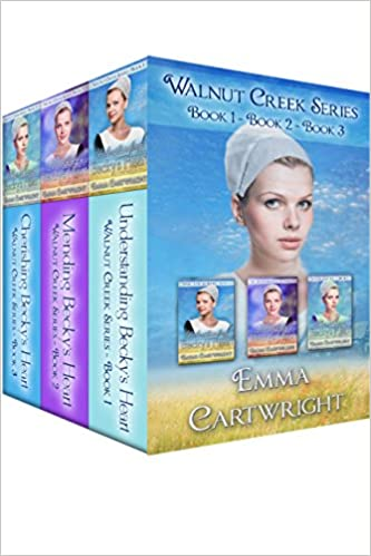 The Walnut Creek Amish Romance Series Boxset