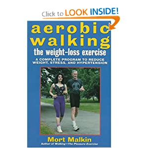 Click to buy Lose Weight Walking: Aerobic Walking The Weight-Loss Exercise: A Complete Program to Reduce Weight, Stress, and Hypertension from Amazon!