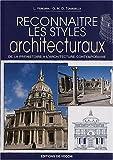 echange, troc L Vergara, G. M. D. (Giuseppe M. D.) Tomasella - Reconnaître les styles architecturaux