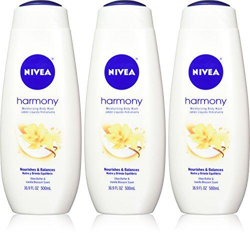 nivea-harmony-moisturizing-body-wash-shea-butter-vanilla-blossom-scent-169oz-pack-of-3