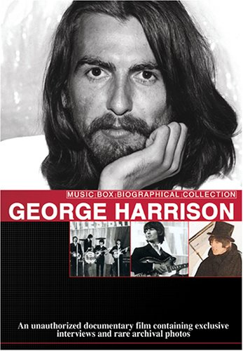 George Harrison Music Box Biographical Collection