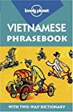 img - for Lonely Planet Vietnamese Phrasebook with Two-Way Dictionary by Thinh Hoang (2000-06-01) book / textbook / text book