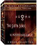 M. Night Shyamalan Vista Series Collection (The Sixth Sense/Signs/Unbreakable)