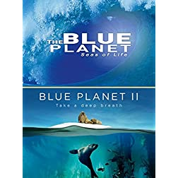 Blue Planet Collection, The [Blu-ray]