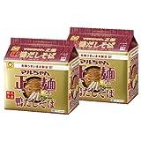 マルちゃん正麺 鴨だしそば (108g×5食パック)540g×2袋