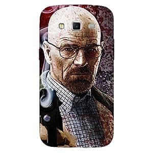 Jugaaduu Breaking Bad Heisenberg Back Cover Case For Samsung Galaxy Grand 2