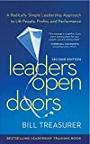 img - for Leaders Open Doors, 2nd Edition: A Radically Simple Leadership Approach to Lift People, Profits, and Performance book / textbook / text book