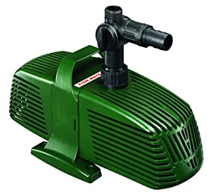 Fish mate 4000 pond pump pond water pumps for Best pond pump for small pond