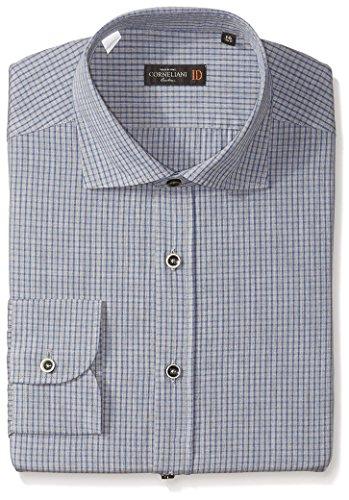 corneliani-mens-checked-sport-shirt-grey-with-blue-41-us