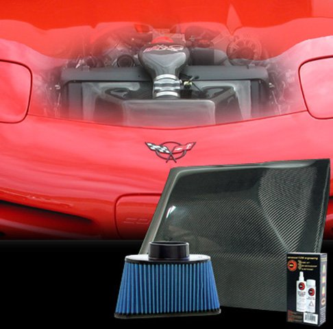 2001-2004 Corvette Carbon Fiber Hurricane Air
