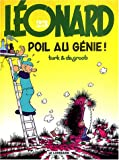 echange, troc Turk, De Groot - Léonard, Tome 23 : Poil au génie !