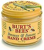 Burt's Bees Hand Creme Beeswax and Banana -- 2 fl oz
