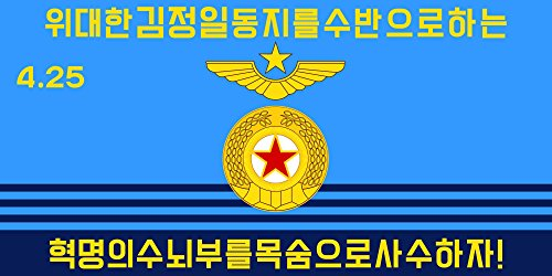 magflags-bandera-large-korean-people-s-army-air-force-1992-2012-korean-people-s-air-force-1992-2012-
