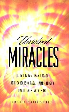 Unsolved Miracles, JOHN VAN DIEST