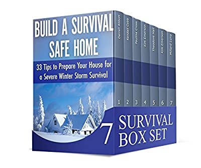 Survival Box Set: Tips and Suggestions for How to Build a Survival Safe Home and How to Survive EMP (Build a Survival Safe Home, EMP survival books, Off the grid books)