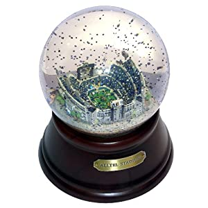 NFL Jacksonville Jaguars Alltel Stadium Musical Snow Globe by Sports Collector