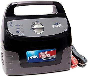 Peak 10 Amp Intelligent Battery Charger