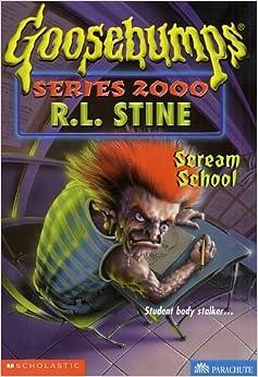 Scream school goosebumps series 2000 no 15 r l - Goosebumps werewolf in the living room ...