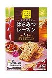 アサヒグループ食品 バランスアップ玄米ブラン はちみつレーズン 150g×5箱