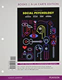 img - for Social Psychology, Books a la Carte Edition plus REVEL -- Access Card Package (9th Edition) book / textbook / text book