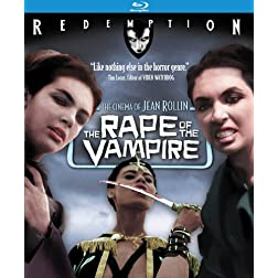 The Rape of The Vampire: Remastered Edition [Blu-ray]