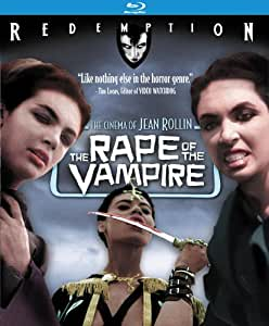 The Rape of the Vampire (Remastered Edition) [Blu-ray]