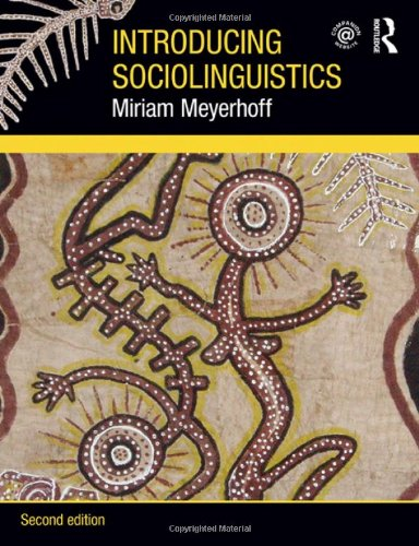 Sociolinguistics Bundle: Introducing Sociolinguistics