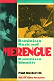 img - for Merengue : Dominican Music and Dominican Identity book / textbook / text book